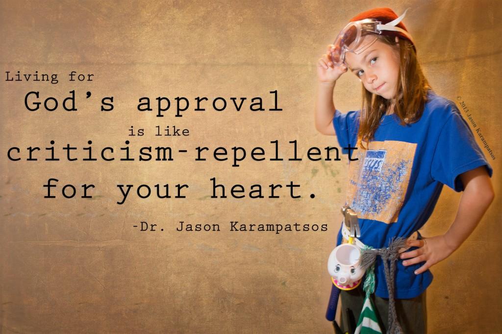 Crticism Repellent