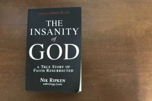 Insanity of God Book