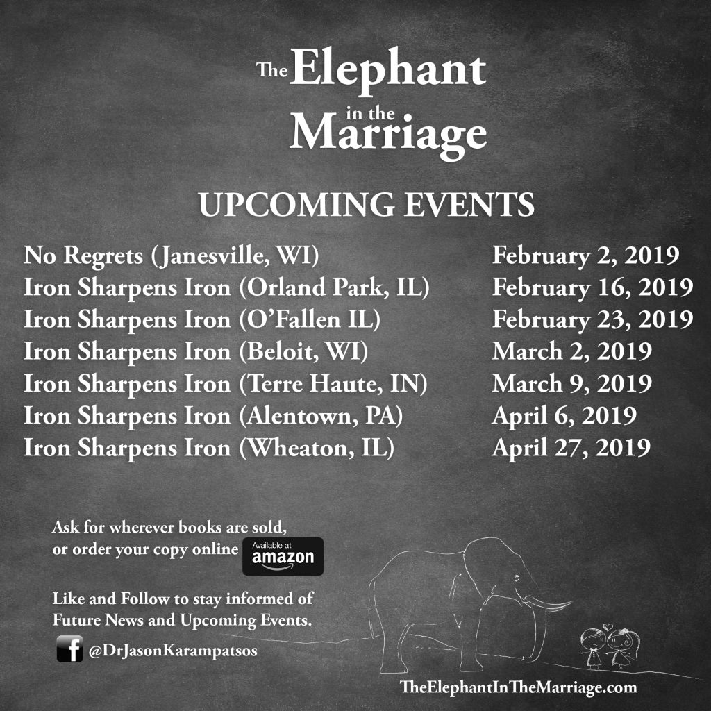 The Elephant in the Marriage